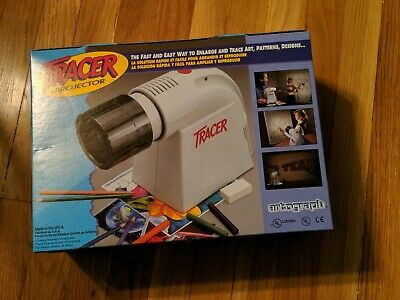 *NEW* Artograph TRACER PROJECTOR Model 225-360 Drawing Design Enlarge Trace Art