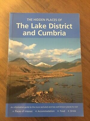 The Hidden Places of the Lake District and Cumbria by Peter Long