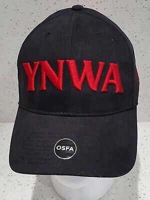 Official Liverpool FC Black YNWA 3D Baseball Cap - Brand 47.