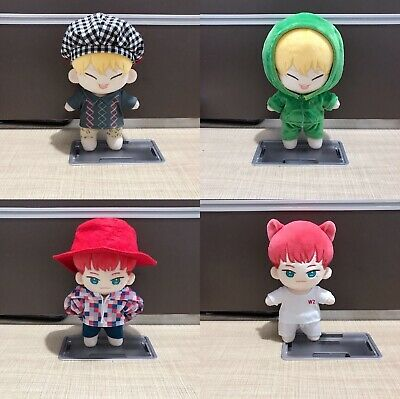 [ US SELLER ] 20 cm Doll plush Doll SEVENTEEN Hoshi ( Woozi Sold Out)
