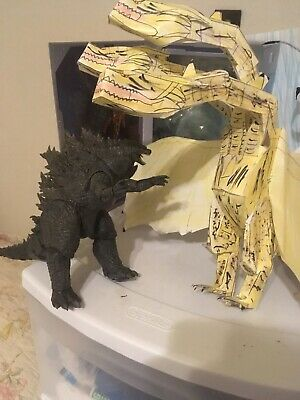 Godzilla King Of The Monsters 2019 King Ghidorah 12 Inch Action Figure Homemade