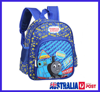 New Backpack Bag Boys Kids Toys Children Schoo Preschool Thomas Train