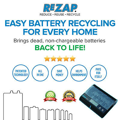 Rezap Pro – Cut Your Battery Cost Up To 80% Surprise Yourself Now.