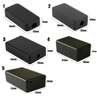 Plastic Waterproof Cover Project Electronic Instrument Case Enclosure Box