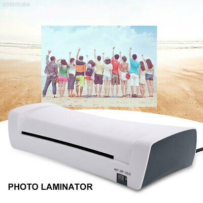 EE64 A4 Document Premium Hot/Cold Laminator SL200 220W Film Sealing