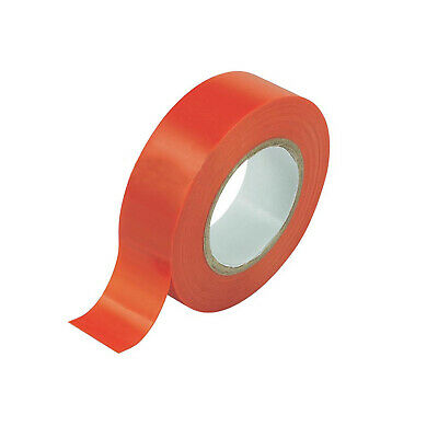 20m Red PVC Tape