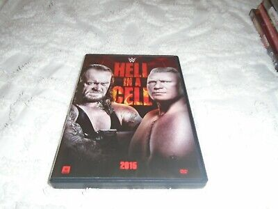WWE: Hell in a Cell 2015 (DVD, 2015)