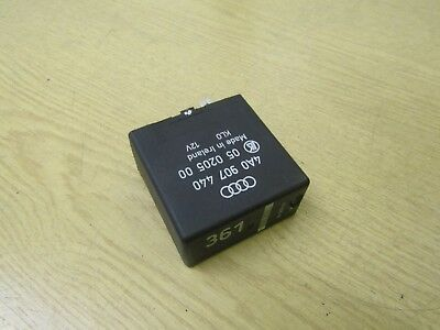 VW AUDI A4 A6 A8 Folding Mirror ECU Relay Control Unit Module