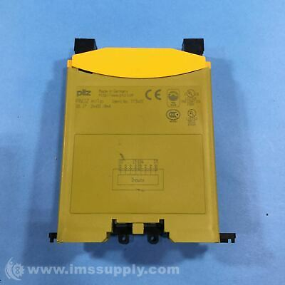 Pilz 773400 Safety Relay, Expansion Module, 8 Inputs USIP