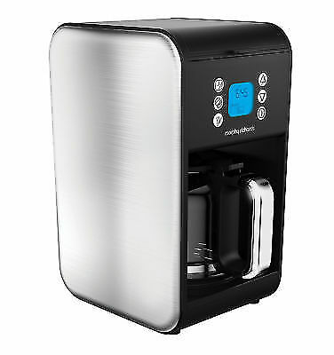 Morphy Richards 162010 Accents Pour over Filter Coffee Maker Stainless Steel