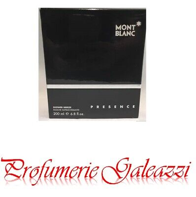 MONTBLANC PRESENCE BATH AND SHOWER BREEZE - 200 ml