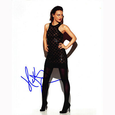 Hilary Duff (44872) - Autographed In Person 8x10 w/ COA