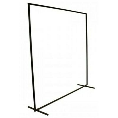 Steel Welding Curtain Frames ONLY