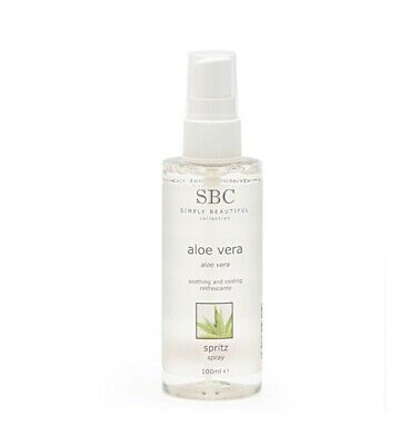 SBC ALOE VERA SPRITZ SPRAY 100ml Brand New Fresh Stock