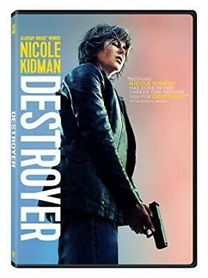 Destroyer [2019,Nicole Kidman] [DVD]