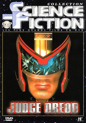 DVD - JUDGE DREDD [Sylvester Stallone] Science-Fiction / Action - NEUF