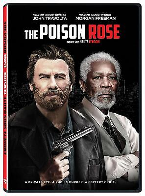 The Poison Rose [2019] [Dvd]