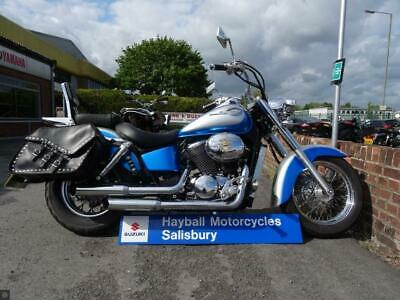 Honda Shadow Vt750 ...With Extras...