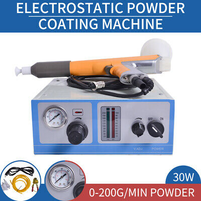 Hot Sale Portable Paint Color Test Electrostatic Powder Coating Machine