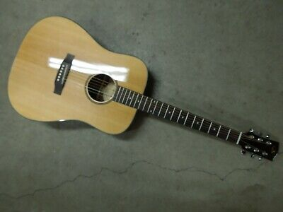 93a8a1121ac Bedell MGD-18-G Acoustic Dreadnought 6 String Guitar W/ Gig Bag BEAUTIFUL