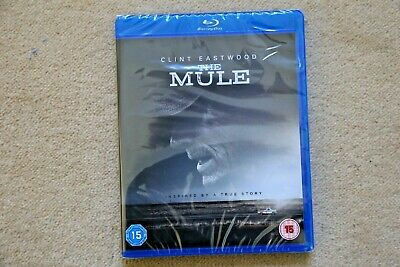 Blu-Ray The Mule  Brand New Sealed Uk Stock