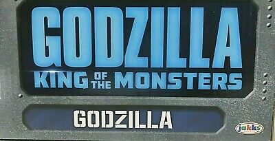 Jakks Pacific Godzilla 2019 Movie King Of The Monsters Action Figure Fast Ship!