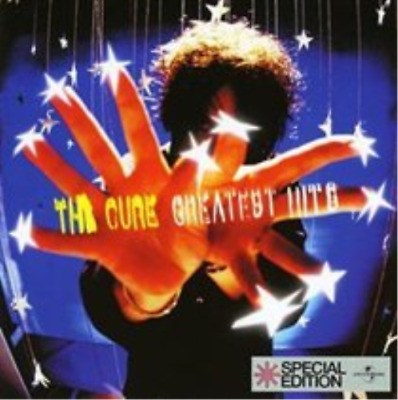 The Cure-Greatest Hits CD NUEVO