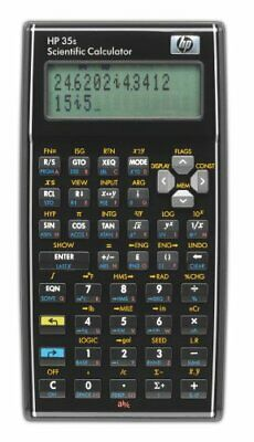 Hewlett Packard HP35S Calculatrice scientifique (Import Royaume Uni)
