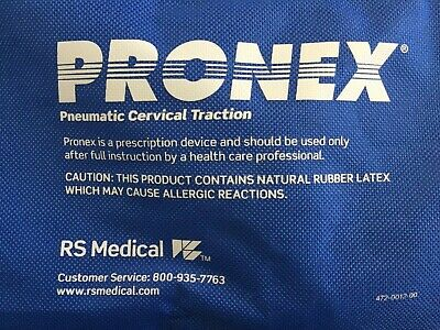 RS MEDICAL 472-0012-00 Pronex Pneumatic Cervical Traction