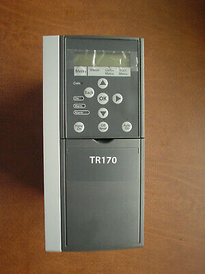 Trane TR170 Variable Speed Drive