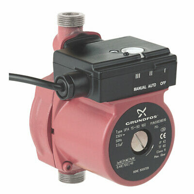 Grundfos Upa 15-90N Domestic Boosting Pump 240V