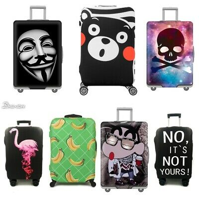 Travel Elastic Luggage Suitcase  Protective Cover Thicken Cover For 18-32'' Case