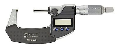 Mitutoyo / Coolant Proof Micrometer / Mdc-50Px / Made In Japan