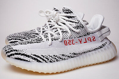 YEEZY BOOST 350 v2 ZEBRA CP9654 size US 7 EUR40 NEW WITH BOX