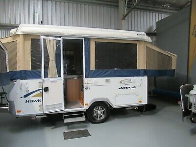 Jayco Hawk Camper 2010 Donehues Leisure Mt Gambier Family Annex Flys