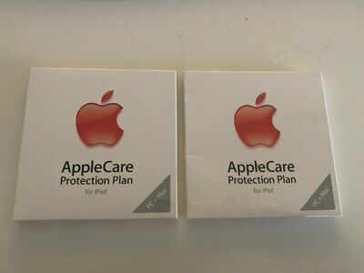 *Applecare Protection Plan for iPad.Brand New.SEALED PACKAGE*