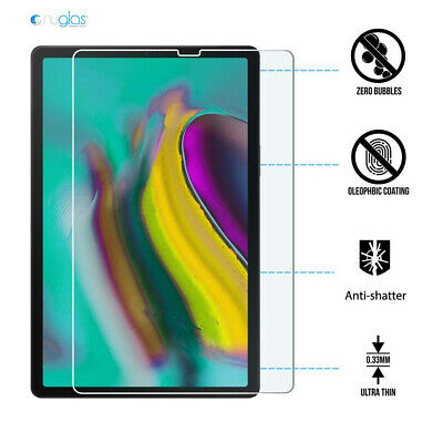 Genuine Nuglas Tempered Glass Screen Protector Samsung Galaxy Tab S5e 10.5""