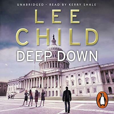 Deep Down By: Lee Child - Audiobook