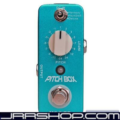 MOOER PITCH BOX, micro pedal - $88 00 | PicClick