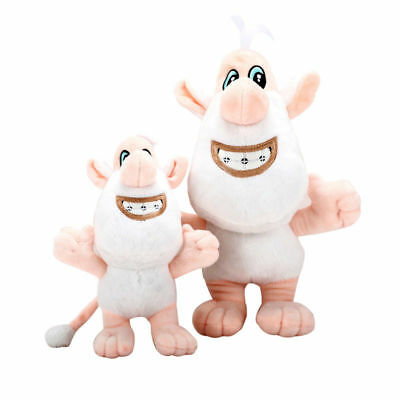new  Plush Toys Russia Booba Buba White Pig Cooper Soft Cartoon Doll Filled Gift