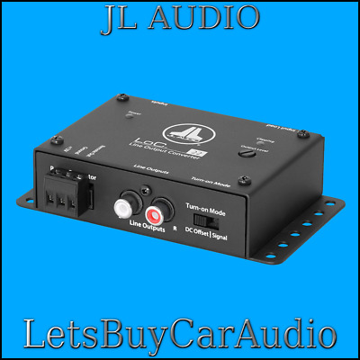 Jl Audio Loc-22 Two Channel Speaker Level To Line Ouptput Converter