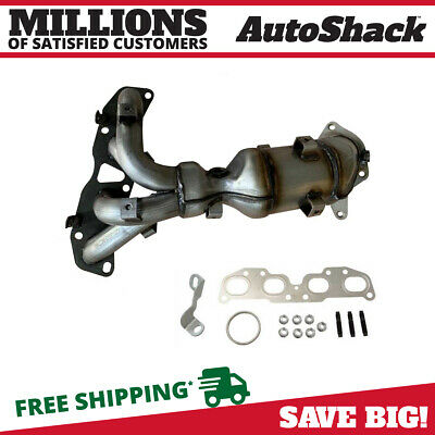 Exhaust Manifold Catalytic Converter For 2007-2012 Nissan Altima Coupe 2013 2.5L
