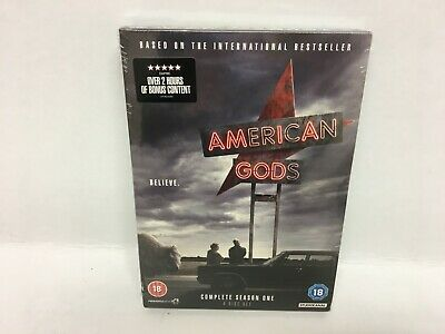American Gods: Complete Season One [DVD]  55823/0.01