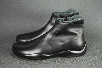 Red Tape Bowden Black Leather Mens Chelsea Boots  RRP £60!