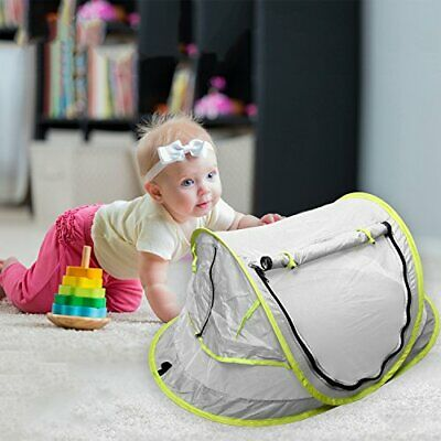StillCool Baby Travel Bed Portable Pop Up Beach Tent Sun Shelter with 2 Pegs Fol