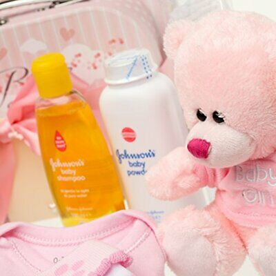 Baby Box Shop - Baby Shower Hamper for a New Baby with Newborn Essentials Includ