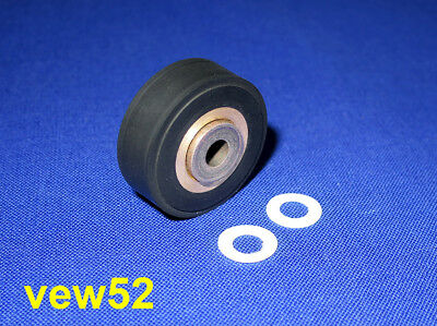 """Revox A77 """"Andruckrolle"""" Pinch Roller **Good** (T2)"""