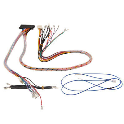 wiring harness loom wire id label arcade video game multicade pcb boards  harness