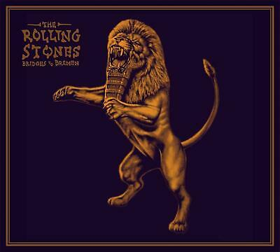 THE ROLLING STONES BRIDGES TO BREMEN 2CD + DVD (Released June 21st)