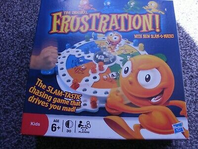 Frustration Re-Invention Board Game super condition